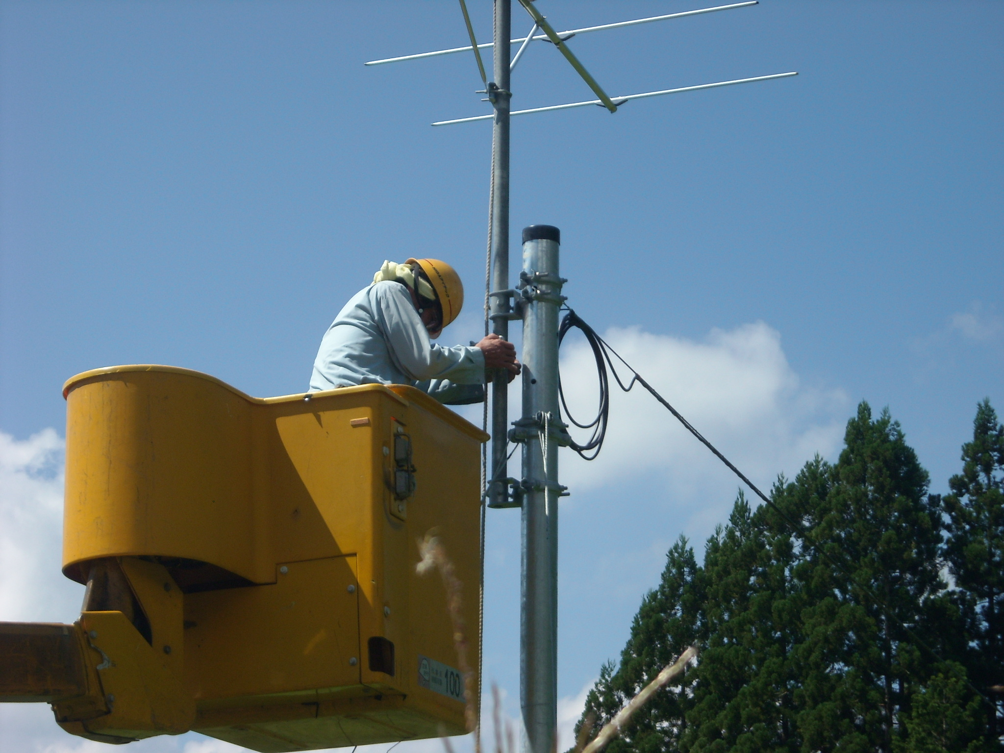 CATV共同受信システムの設計・施工